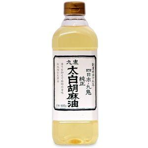 純正太白胡麻油(PET) 600g