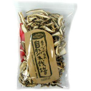 岩男さんの 原木栽培 天日干し椎茸スライス 45g