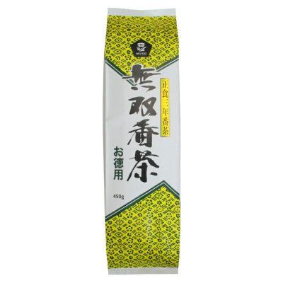 正食三年番茶 無双番茶・お徳用 450g