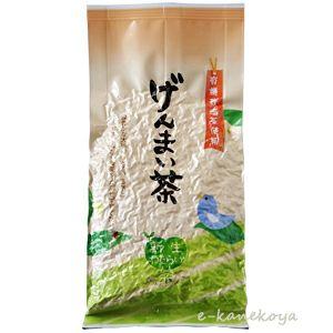 有機栽培茶使用 げんまい茶(わたらい茶) 150g