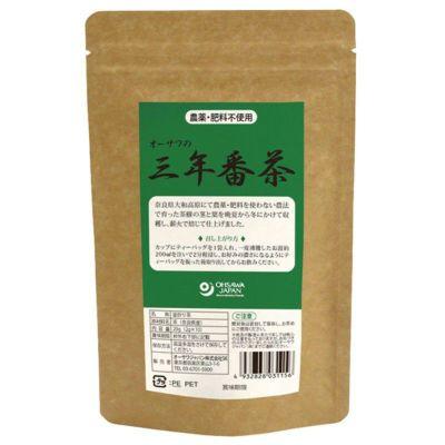 オーサワの三年番茶(ティーバッグ) 20g(2g×10)