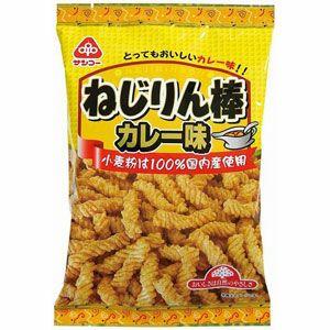 ねじりん棒 カレー味 85g
