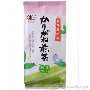 有機栽培茶 かりがね煎茶 150g