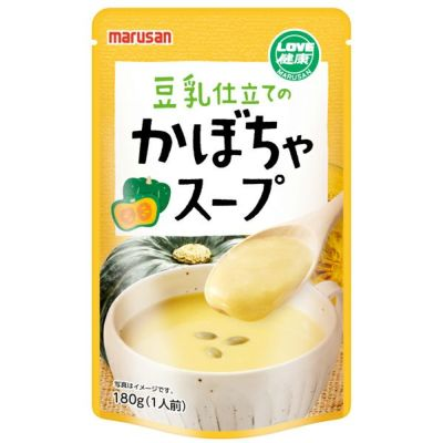 豆乳仕立てのかぼちゃスープ 180g
